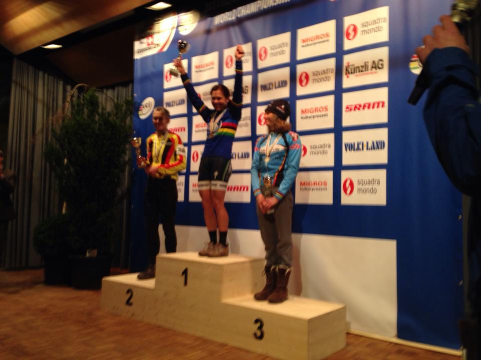 lori podium