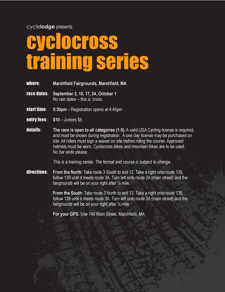 CX training series