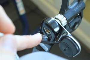 The pedal pod.